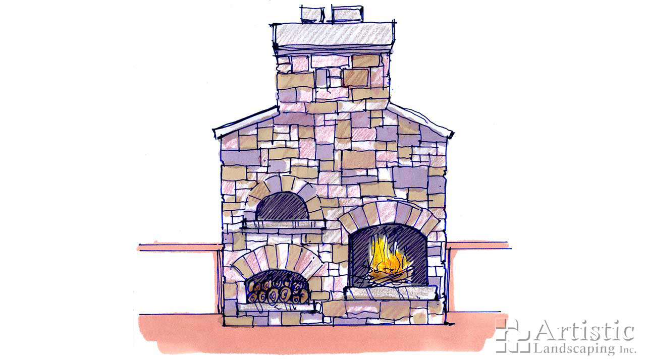 Fireplaces 14
