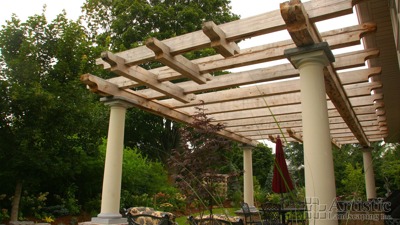 Pergolas Awnings & Sails 07