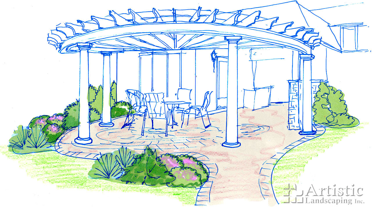 Pergolas Awnings & Sails 12b