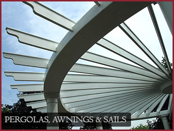 Pergolas, Awnings & Sails