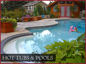 Hot Tubs & Pools